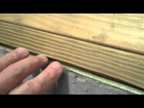 Sill Plate Window by Installing Exterior Doors Windows Preparing The Sill