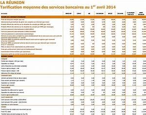 Comparatif Tarif Gaz : guide r union comparaison des tarifs bancaires en 2014 ~ Melissatoandfro.com Idées de Décoration