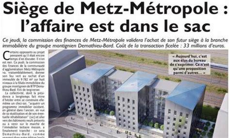 siege social metz pétition siège de metz métropole non à la construction
