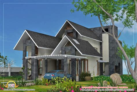 modern floor plans 6 awesome homes plans kerala home design and floor
