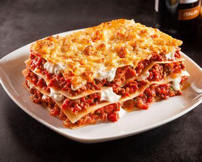 plats à cuisiner recette lasagne à la bolognaise facile