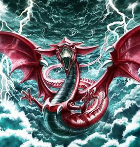 LIGHTNING WATER FIRE EARTH AIR DRAGON HYBRID | Dragons ...