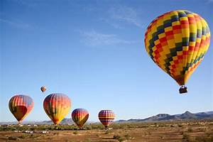 Hot Air Balloon Ride! | Kerry Ly Photography