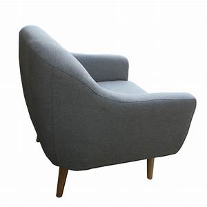 Fauteuil scandinave vintage bogart by drawerfr for Fauteuil scandinave