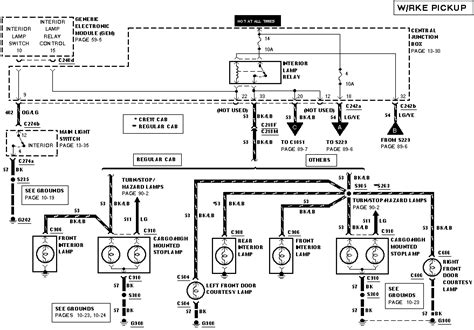 Wiring Schematic 2006 F250 Interior by Dome Light Problem Ford Truck Enthusiasts Forums