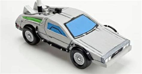 Pinewood Derby Car Back To The Future Ii Delorean Pinewood Derby Car Back To The Future Ii Delorean