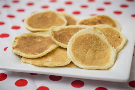 super simple lunchbox pikelets  root