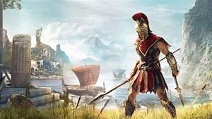 El mapa de Assassins Creed Odyssey será el mayor de la ...