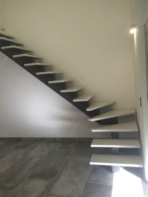 escalier m 233 cano boulonn 233 central en kit pr 234 t 224 poser metablok