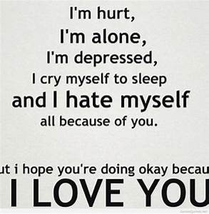Love Quotes For Her: Love quote : Love : Sad Broken Heart ...