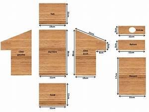 Plan Nichoir Oiseaux : 17 best images about nichoir oiseaux on pinterest contemporary birdhouses blue bird house and ~ Melissatoandfro.com Idées de Décoration