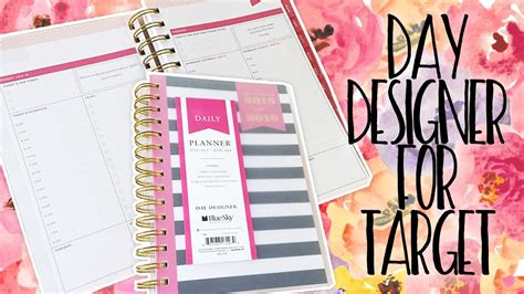 day designer by daily day designer for target review and giveaway closed