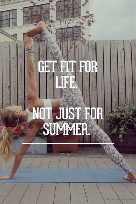 Summer Fitness Motivation