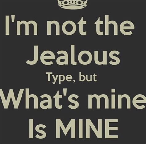 hot quotes to post on instagram im not the jealous type pictures photos and images for
