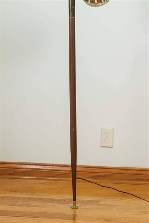 1950s adjustable three shade stiffel extension pole l for sale at 1stdibs