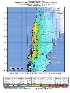 valdivia earthquake wikipedia