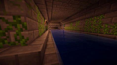 dirty  stylish sewers minecraft