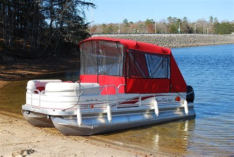 Boat Canvas Enclosure Price by Pontoon Enclosures Which Style Is Right For You