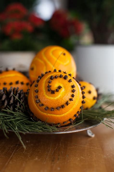 xmas tree that smells like orange how to make spiced orange pomander balls simple bites
