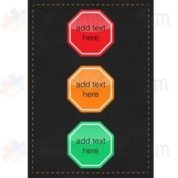 autism behavior visuals editable traffic light behavior