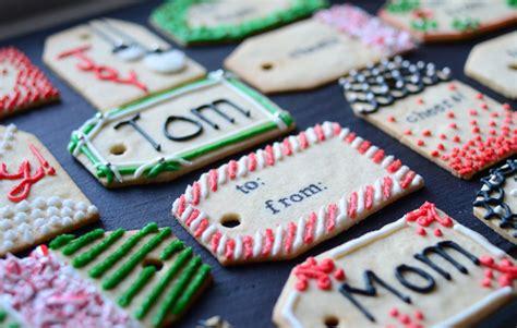 christmas cookies to give as gifts 34 festive and fun diy christmas gift tags