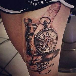 Tatouage Montre A Gousset Avant Bras : montre gousset tatoo pinterest gousset montres et tatouages ~ Carolinahurricanesstore.com Idées de Décoration