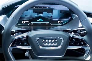 Futur Auto : ces 2016 android auto car play et la voiture du futur chez audi frandroid ~ Gottalentnigeria.com Avis de Voitures