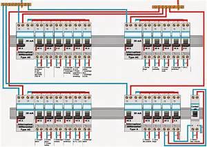 Tableau électrique Triphasé Legrand : montage tableau electrique schema electrique ~ Edinachiropracticcenter.com Idées de Décoration