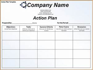 8 sales action plan template authorizationlettersorg With sales and marketing action plan template