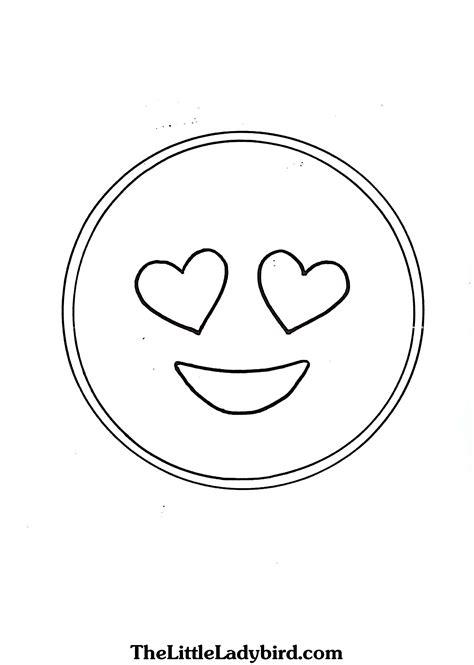 Kleurplaat Emoji by Emoji Coloring Pages In Only Coloring Pages