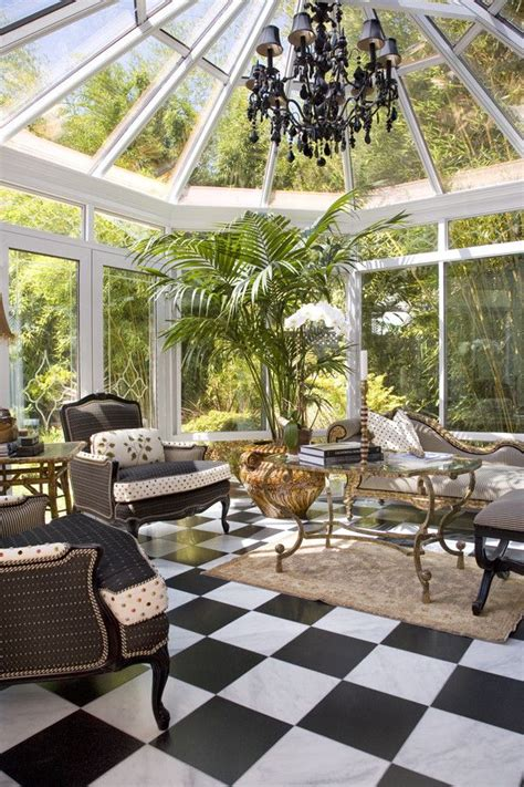 sunroom furnishing ideas get great gatsby décor