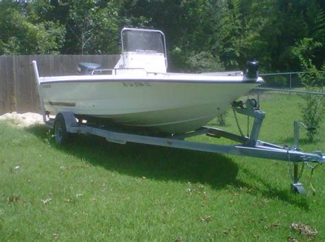 Bay Boats For Sale Lake Charles by 1999 Century 1901 Bay Bay Boat For Sale In Lake Charles