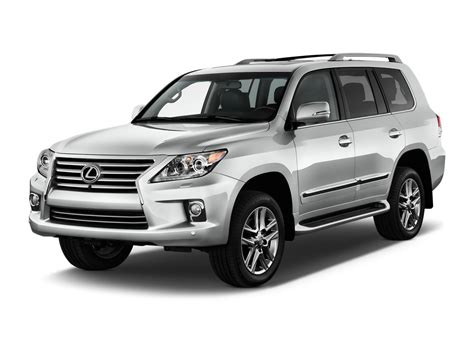 2014 Lexus Lx 570 Review, Ratings, Specs, Prices, And