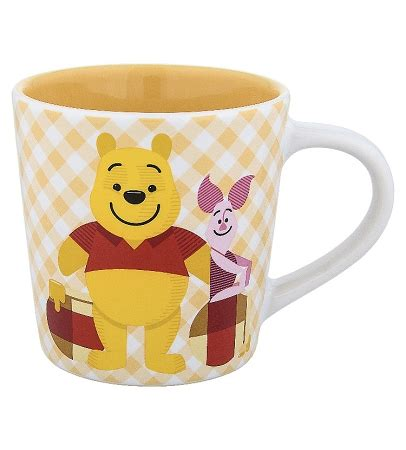 Disney store winnie the pooh hunny pot coffee cup mug 12oz new. Disney Coffee Mug - Winnie the Pooh - Winnie the Pooh and Piglet
