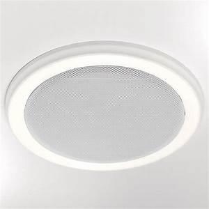 Exhaust Fan Bluetooth Stereo Led Light 100 Cfm Bathroom