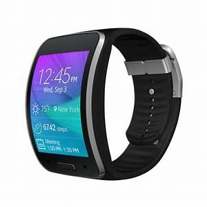 Samsung R750 Galaxy Gear S Verizon Wireless Smart Watch ...