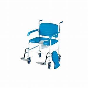 Chaise à Roulettes : chaise perc e roulettes xxl bariatrique ~ Teatrodelosmanantiales.com Idées de Décoration