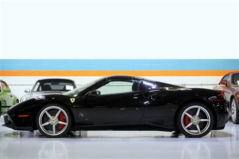 488 Spider Modification by 2017 488 Spider R H Motor Car