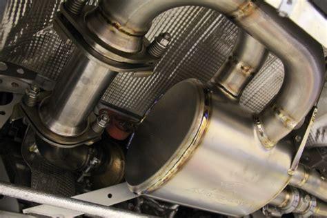 Bmw I8 With Titanium Exhaust