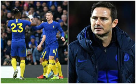 Frank Lampard hands surprise lifeline to forgotten Chelsea ...