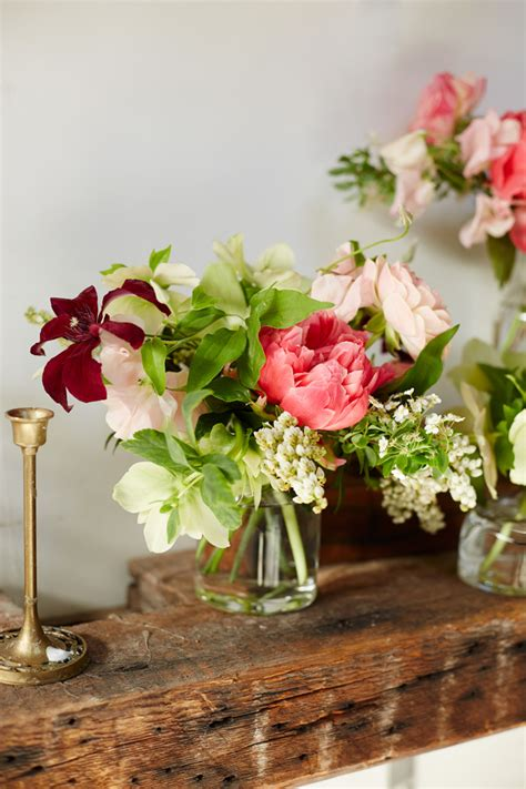 wedding flowers   budget  poppies posies front main