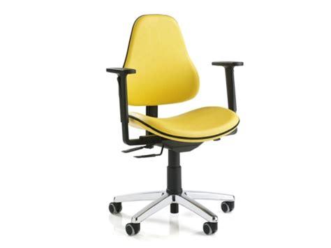 chaise de bureau jaune chaise de bureau