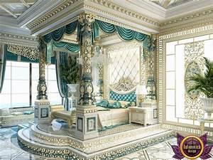 Bedroom Design in Dubai, luxury Royal Master bedroom ...