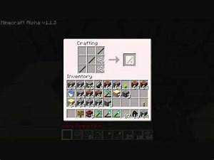 How to make a fishing pole in MineCraft - Saturday Update ...