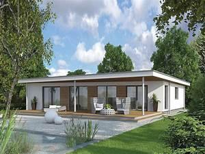 Fertighaus Holz Bungalow : fertighaus bungalow at 129 vario haus fertigteilh user ~ Orissabook.com Haus und Dekorationen