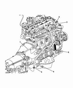 07 Dodge Nitro Engine Diagram