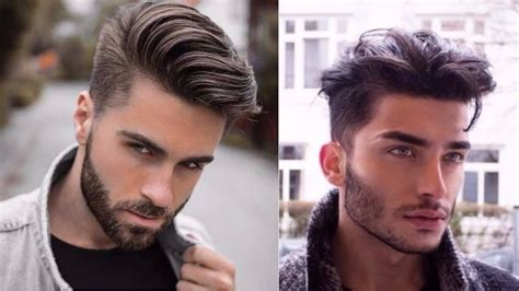 10 Popular Hairstyles For Men 2018