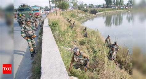 Over 60 terrorists may have crossed into Jammu & Kashmir ...