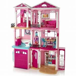 Puppenhaus Für Barbie : barbie traumvilla puppenhaus real ~ A.2002-acura-tl-radio.info Haus und Dekorationen
