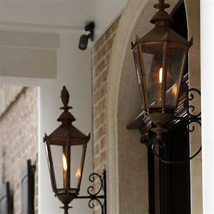 17 best images about gas lights on pinterest copper for Outdoor gas lights vs electric